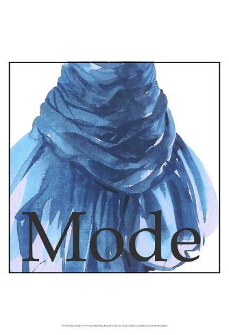 Fashion Mode Art Print