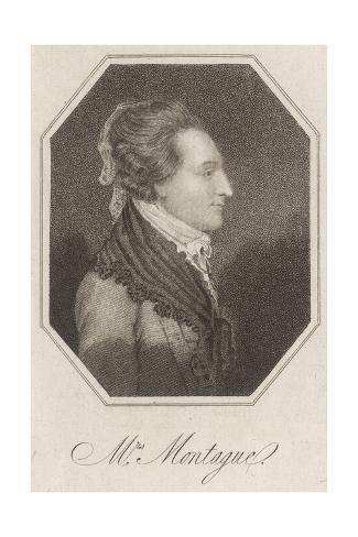 Elizabeth Montagu Giclee Print