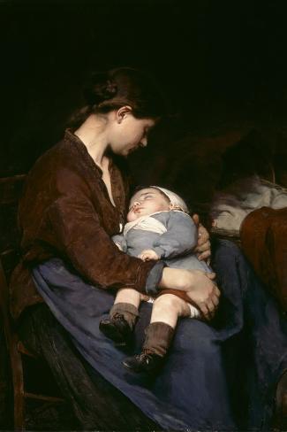 La Mere, 1888 Giclee Print