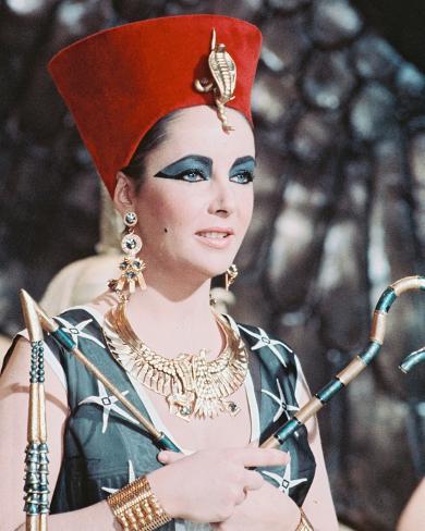 Elizabeth Taylor - Cleopatra Foto