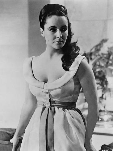 Elizabeth Taylor (Liz Taylor), 1963 Photographic Print