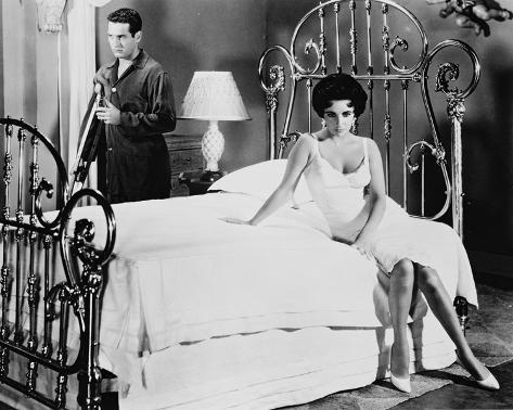 Elizabeth Taylor & Paul Newman Photo