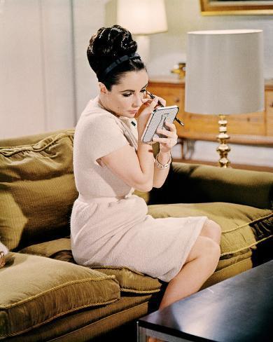 Elizabeth Taylor, The V.I.P.s (1963) Photo