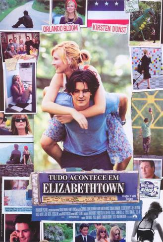Elizabethtown - Brazilian Style Poster