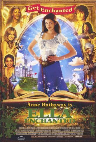 Ella Enchanted Masterprint