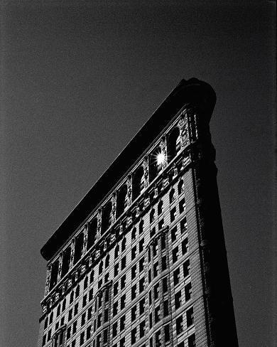 New York Icon II Giclee Print