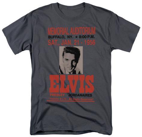 Elvis - Buffalo '56 T-Shirt