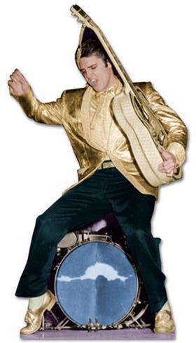 Elvis Presley Cardboard Cutouts