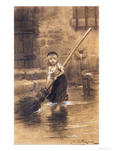 Cosette Giclee Print