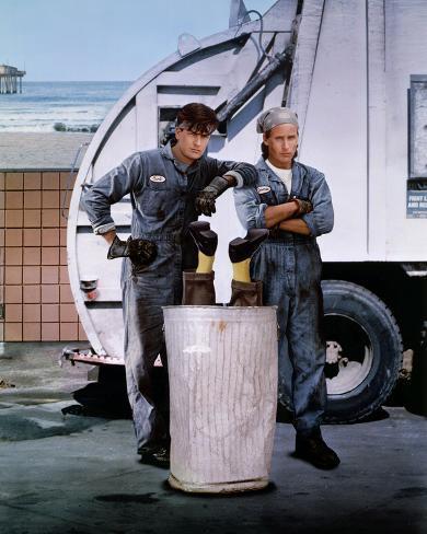 Emilio Estevez, Men at Work (1990) Photo