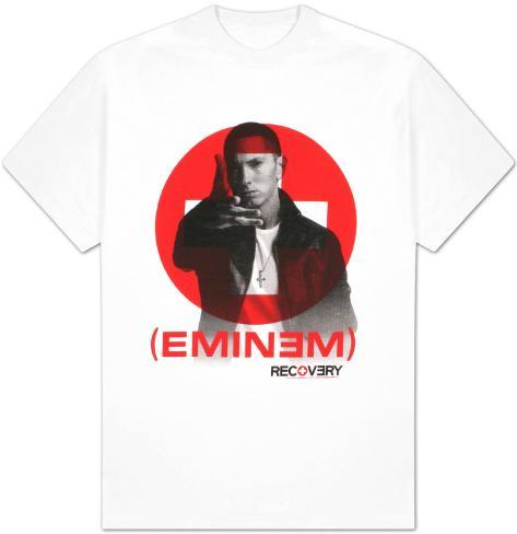 Eminem - Recovery Point T-Shirt