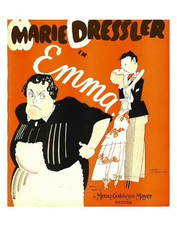 Emma, 1932 Stretched Canvas Print