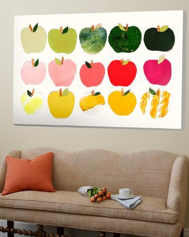 Apples to Apples Loft Art