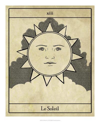 All Hallow's Eve I Art Print