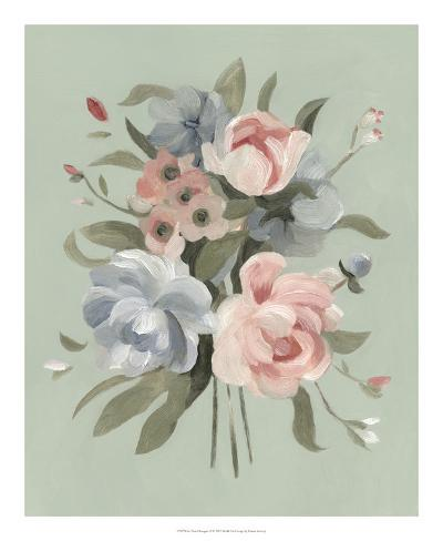 Pastel Bouquet II Art Print