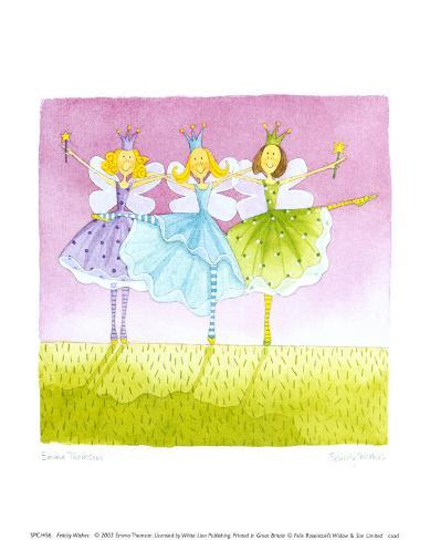 Felicity Wishes XVI Art Print