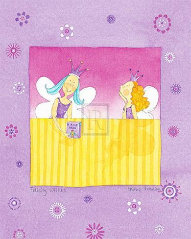 Felicity Wishes XXXIII Art Print