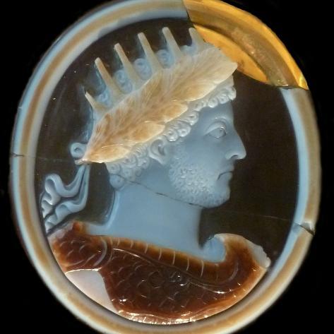 Emperor Commodus (Came) Lámina giclée