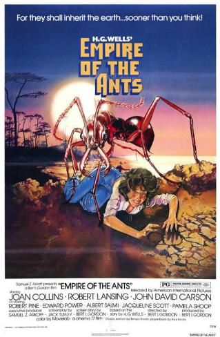 Empire of the Ants Masterprint