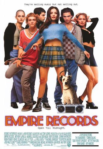 Empire Records Masterprint