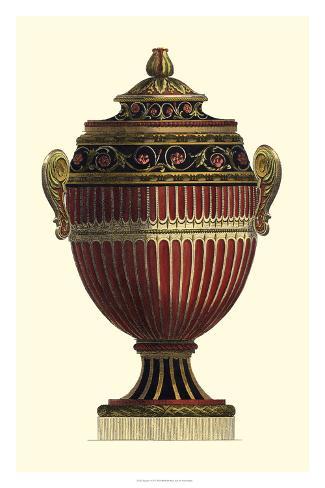 Empire Urn I Giclee Print