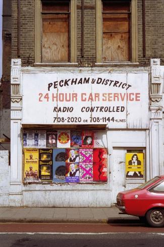 Empty Shop, Peckham, 1996 Photographic Print