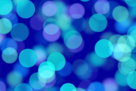 defocused blue lights photographic print by emrah turudu allposters ca