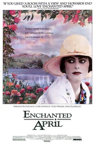 Enchanted April Masterprint
