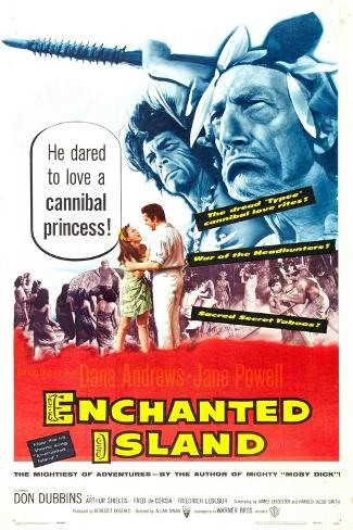 Enchanted Island Art Print