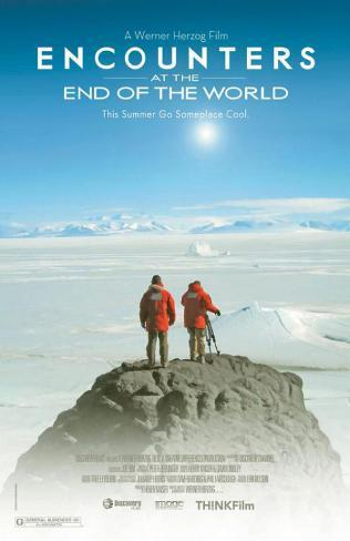 Encounters at the End of the World Masterprint