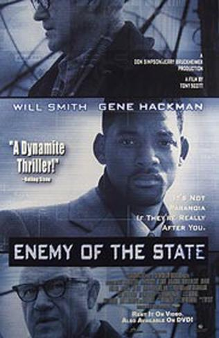Enemy Of The State Original Poster