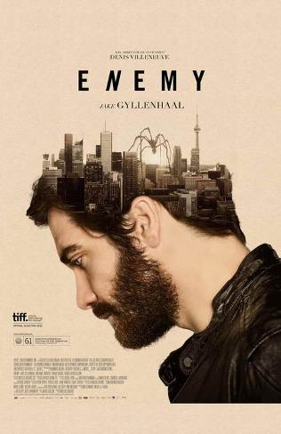 Enemy Impressão original