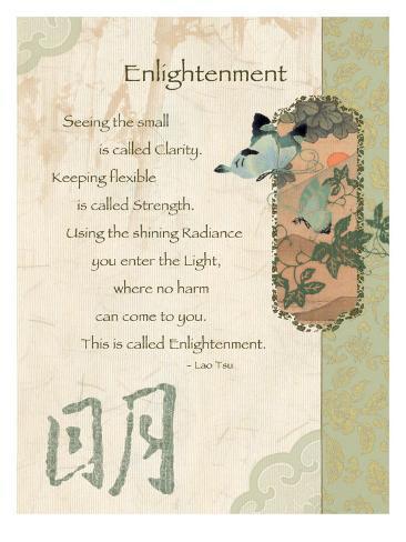 Enlightenment II Giclee Print