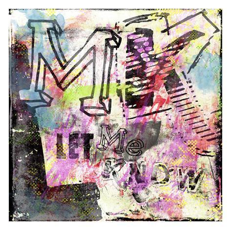 LMK Art Print