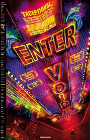 Enter the Void Masterprint