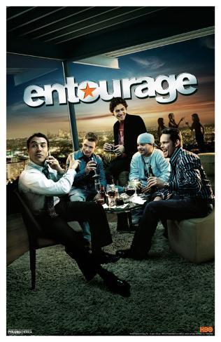 Entourage - Season 2 Masterprint