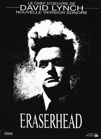 Eraserhead, French Poster Art, 1977 Masterprint