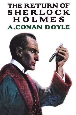The Return of Sherlock Holmes I Vinilo decorativo