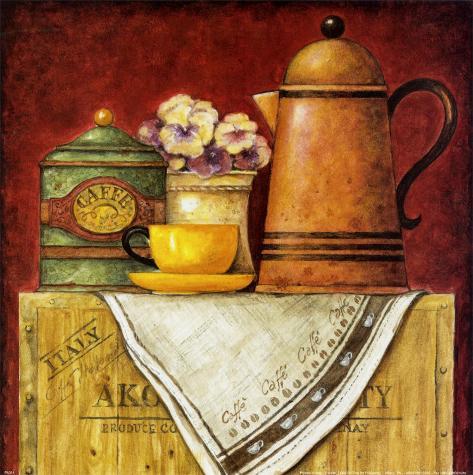 Caffè moca - Caffè Stampa artistica