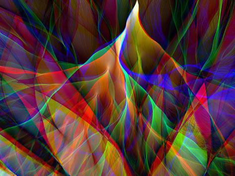 Wave Energy Photographic Print