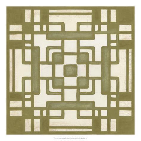 Deco Tile III Giclee Print