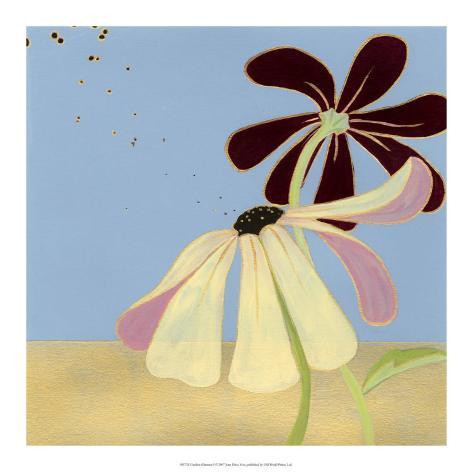 Garden Glimmer I Giclee Print