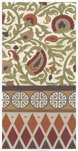 Turkish Garden II Giclee Print