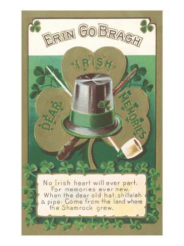 Erin go bragh dear irish memories posters at allposters erin go bragh dear irish memories m4hsunfo