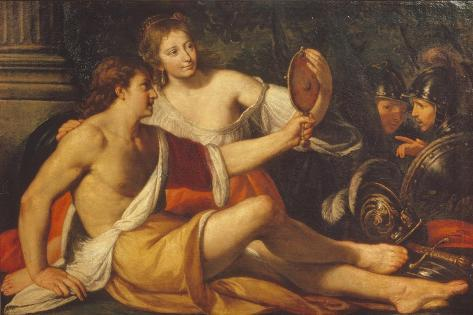 rinaldo and armida Rinaldo and armida, collection of british art from the elizabethan period to the present day, including paintings, sculpture, drawings, prints, rare books, and manuscripts.