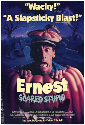 Ernest Scared Stupid Masterprint