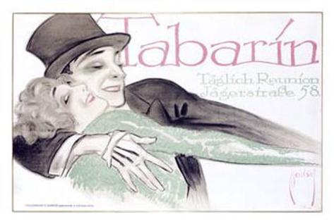 Tabarin Giclee Print