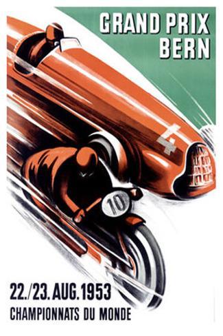 Bern Grand Prix, c.1953 Giclee Print