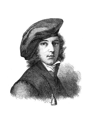Adelbert Chamisso Stampa giclée