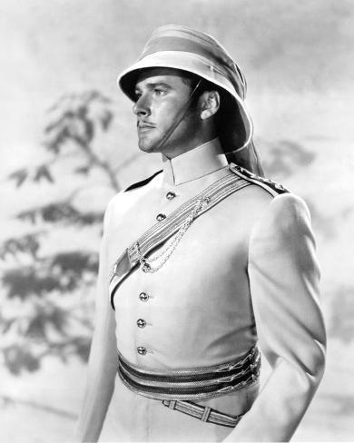 Errol Flynn - The Charge of the Light Brigade Photo